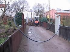 erneuerung wasserleitung kleingartenanlage veilchen in erfurt