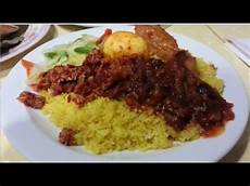 Gambar Nasi Kuning Komplit Gambar Hitam Hd