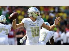 justin herbert college football reference