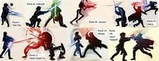lightsaber forms star wars facts lightsaber fighting styles star wars light saber