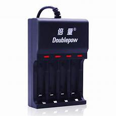 Doublepow Slot Rechargeable Battery Charger by Doublepow Uk83 4 Slot 1 2v Rechargeable Aa Aaa Battery