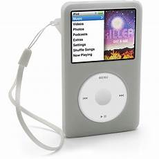 ipod classic 160gb clear silicone cover for apple ipod classic 80 120