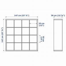 kallax shelf unit white 57 7 8x57 7 8 quot ikea