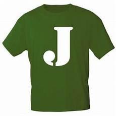 Marken T Shirt Mit Brillantem Aufdruck Quot J Quot 85121 J