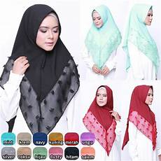 Model Jilbab Instan Modis 2018