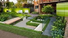 Haus Vorgarten Gestalten - beautiful modern garden design ideas room ideas