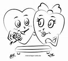 malvorlage valentinstag malvorlagen vorlagen und