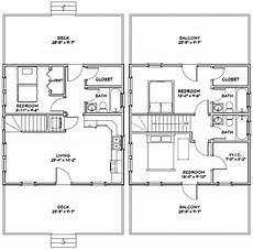 24x24 house plans with loft 24x24 house 24x24h1 1 660 sq ft excellent floor plans