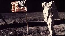 Mondlandung Verschw 246 Rung Waren Menschen Auf Dem Mond
