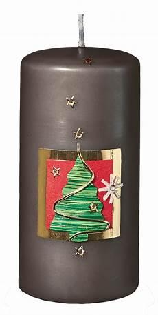 kerzen online 4er set weihnachtskerze xmas 12 x 6 cm kopschitz kerzen