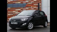 2012 62 plate hyundai i20 1 2 active 5dr in black - Hyundai I20 Schwarz