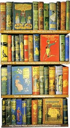 classic children s books by british authors postcard 169 library universtity of oxford england late 19th early 20th century english
