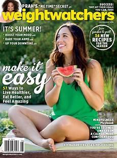 weight watchers magazine find success discountmags