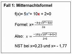 nullstelle berechnen rechner eigenschaften graphen wie berechne ich nullstellen