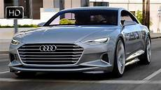Audi A9 Concept Prologue Exterior And Interior