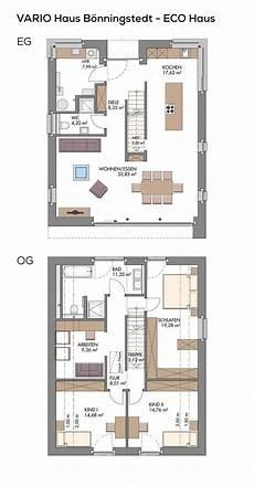 Grundriss Einfamilienhaus Modern Mit Klinker Fassade