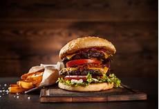 photo de hamburger home market burger