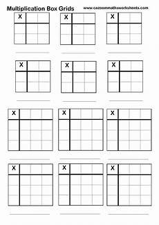 multiplication worksheets box method 4331 number resources math worksheets math worksheets math multiplication math