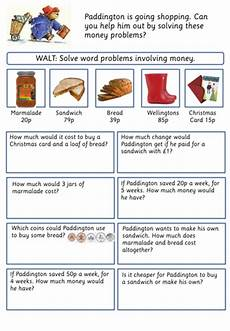 word problems involving money by jordantelope teaching