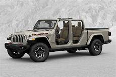 here s what a fully loaded 2020 jeep gladiator rubicon