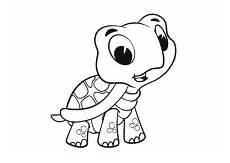 tierbaby ausmalbilder kinder zeichnen und ausmalen
