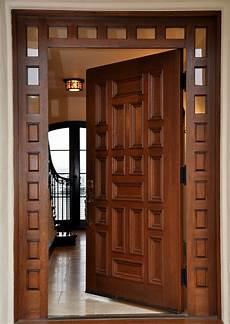 made historical reconstuction main entry door by glerup woodwork and design custommade com