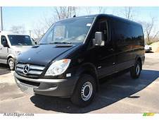 2012 Mercedes Benz Sprinter 2500 Passenger Van In Jet