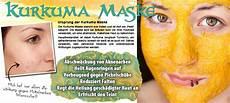 cherry bomb secrets of india diy kurkuma maske gegen