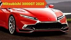 2020 mitsubishi 3000gt mitsubishi 3000 gt 2020 review redesign price