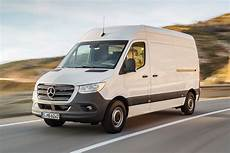 New Mercedes Sprinter Unveiled Carbuyer