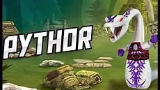 pythor lego ninjago character spot