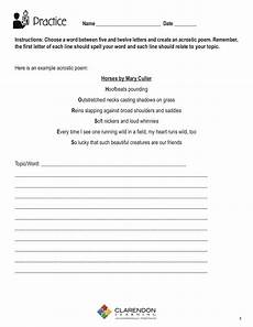 poetry worksheet for grade 1 25553 poetry grades 1 3 lesson plan clarendon learning