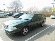 electronic stability control 1999 volvo v70 security system volvo 1999 v70 2 5d auto green car for sale