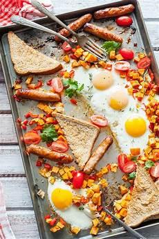 easiest full sheet pan breakfast imagelicious com