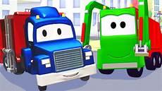 carl der transformer truck und das m 252 llauto in car city