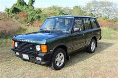 91 Range Rover Classic Enthusiast Owned Records To Day