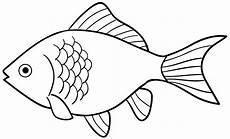 Top Gambar Kartun Hitam Putih Ikan Kolek Gambar