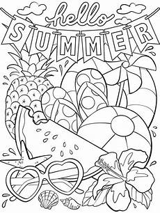 summer colouring pages printable 17636 hello summer coloring page to send with letters to our compassion sponsored children compassi