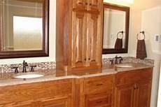 bathroom ideas oak bathroom oak cabinets design pictures remodel decor and
