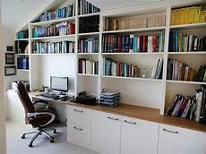 bespoke home office furniture white bespoke fitted home office home office furniture