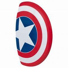 3d superhero wall light captain america novelty