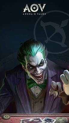 Top Wallpaper Aov Joker Hd Gambar Wallpaper