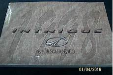 free online auto service manuals 1998 oldsmobile regency on board diagnostic system 1998 oldsmobile intigue owners manual ebay