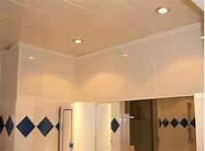 Pvc Pour Plafond Les Avantages D Un Plafond En Lambris Pvc
