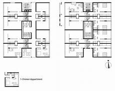 bree van de k house floor plan bakema van de broek floor plans hansaviertel berlin