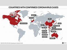 china corona virus update