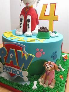 Gratis Malvorlagen Paw Patrol Cake Paw Patrol Birthday Cake Byrdie Custom Cakes