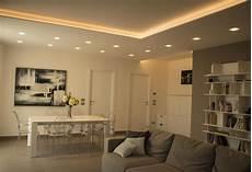 idee illuminazione interni faretti da incasso living design per la casa idee per
