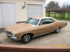 1970 Chevy Impala 2 Door Sport Coupe  Classic Chevrolet