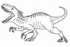 dinosaur free coloring pages to print t rex raptor